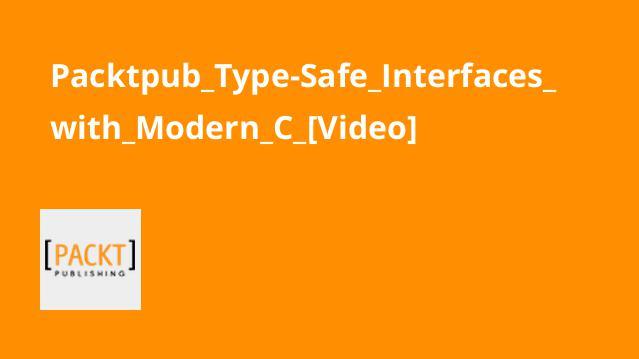 آموزش اینترفیس هایType-Safe با++Modern C